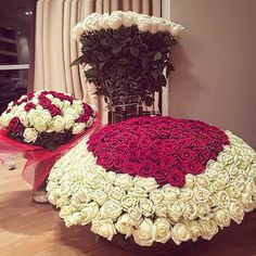 Tips On Sending The Perfect Arrangement Of Flowers – Ideas For Great Gardens Rare Flowers, Exotic Flowers, My Flower, Flower Power, Luxury Flowers, Roses Luxury, Love Rose, Types Of Flowers, Rose Bouquet