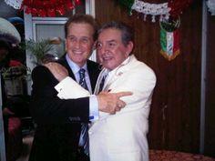 con Marco Antonio Muñiz