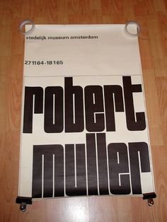 Poster collection - Wim Crouwel by insect54, via Flickr