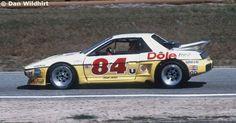 RSC Photo Gallery - Laguna Seca IMSA GTO 1984 - Pontiac Fiero no.84 - Racing Sports Cars