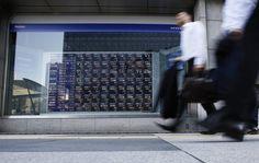 Bolsas da Ásia ficam sem direção com empresas de tecnologia - http://po.st/ChEwYN  #Bolsa-de-Valores - #Galaxy, #Japão, #Samsung
