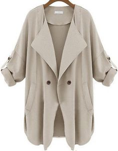 2017 Manteau Femme Long Open Stitch Cardigan Thin Trench Coat for Women Overcoat Solid Long Sleeve Casaco Feminino Windbreaker