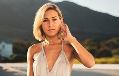 Jay Du Temple, Occupation, Camisole Top, Faces, Women, Pretty Blonde Girls, South Africa, The Face, Face