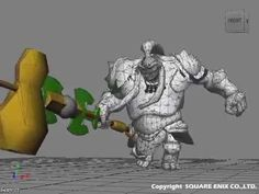 In-Game Animation Reel 2012