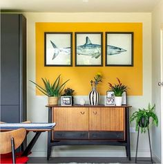 living room decor Kate Watson-Smyth looks at the start of September as a fresh start to re-vamp your home with some interior design inspiration Interior Design Inspiration, Home Decor Inspiration, Home Interior Design, Interior Decorating, Monday Inspiration, Interior Design Yellow, Living Room Decor, Bedroom Decor, Wall Decor