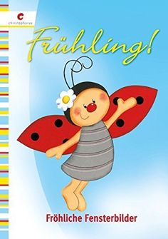 Frühling!: Fröhliche Fensterbilder Diy And Crafts, Crafts For Kids, Paper Balls, Magazine Crafts, Flower Artwork, Magazines For Kids, Spring Is Coming, Applique Patterns, Classroom Themes