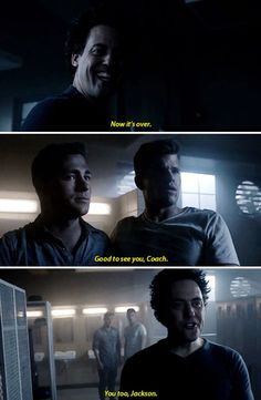 Teen Wolf Finale coach is a badass period Teen Wolf Memes, Teen Wolf Quotes, Teen Wolf Mtv, Teen Wolf Funny, Teen Wolf Boys, Teen Wolf Dylan, Teen Wolf Cast, Tv Quotes, Malia Tate
