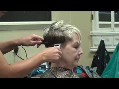 (Pixie Haircut) Older Women Short Hairstyles - YouTube