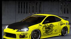 A collection of the best Honda Civic Modifications Genio 2016