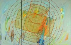 "Saatchi Art Artist Kristin Reed; Painting, ""Entanglement"" #art"