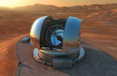 E-ELT - Европейский чрезвычайно большой телескоп