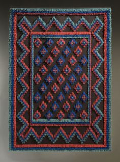 Maximalism, Wool Rug, Folk, Bohemian Rug, Artsy, Objects, Cottage, Textiles, Tapestry