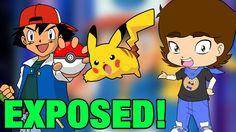 The TRUE Hidden Meaning Of Pokemon! - ConnerTheWaffle