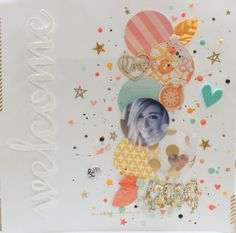 A Project by Kate Kennedy from our Scrapbooking Gallery originally submitted 01/24/14 at 10:35 PM