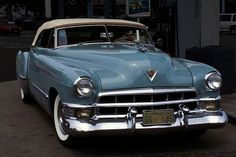 1949 Cadillac Coupe DeVille Convertible