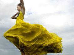 yellow flow