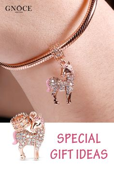 b6e7eca68 57 Best Gnoce Animal Charms images in 2019 | Charms, Pendants, Your pet