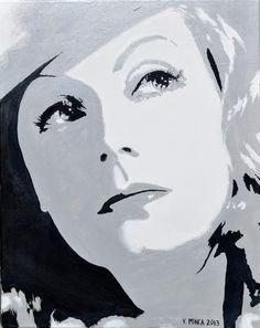 Greta Garbo Original