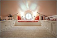 When it comes to extra storage an attic is a wonderful place. There many different ways in which you can turn your attic into a place that provides loads o