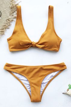 We think this bikini set is so cute! Product Code: Details: Tie a bowknot at front Removable padding bra Special texture fabric Regular wash spandex Reference:model try on SIZE M, height weight 150 lbs, bust SIZE(IN) US UNDERBUST WAIST HIP S M Bikini Set, Thong Bikini, Midkini Tops, Swimwear Cover Ups, 34c, Bathing Suits, Swimsuits, Legs, 150 Lbs