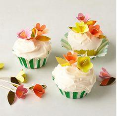 Meri Meri Fancy Flower Bake Cup Set