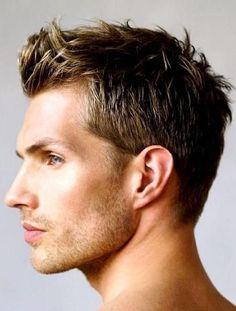 Ciuffo Corto taglio di capelli per gli Uomini