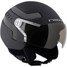 Nexx X60 Air open face motorcycle helmet, available from ForMotorbikes.com with FREE UK delivery and worldwide shipping.