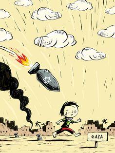 Gaza 6 by ~ademmm on deviantART