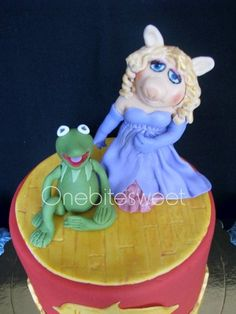 The Muppets  Cake by amiri