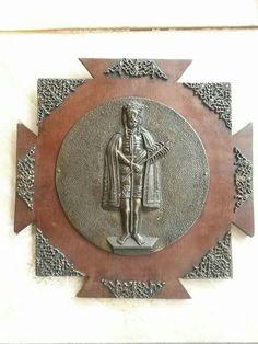 Bom Jesus da cana Verde Madeira e prata. De Robinson Pavão