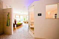 Badezimmer fachwerk ~ Huf musterhaus köln bad badewanne sauna fertigbau fachwerk huf
