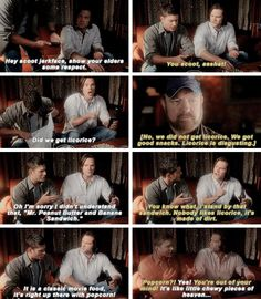 """Supernatural Quotes⍟ on Twitter: """"Bobby's last memory"""""""