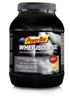 PowerBar TNS Whey Isolate 1100g vanilka