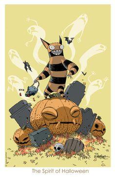 S.S.G. Spirit of Halloween by ~RM73 on deviantART