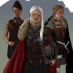 Manon, Asterin, Sorrel