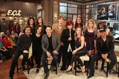 Criminal Minds Cast on The Talk February 5, 2014.
