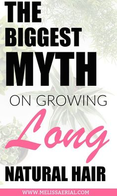 Do you keep hearing this is how to grow your hair long but then your hair is still not growing? In my ebook Hair Growth Ninja, I highlight the biggest myth on growing long hair and also I give you… Continue Reading → How To Grow Your Hair Faster, How To Grow Natural Hair, Grow Long Hair, Natural Hair Growth, Grow Hair, Natural Hair Styles, Long Hair Styles, Hair Growing, Hair Growth Tips