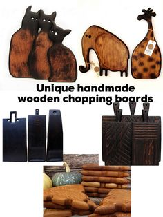 Handcrafted ECO Friendly Wooden Toys by OlivkaWood Wooden Chopping Boards, Wood Cutting Boards, Cool Woodworking Projects, Wood Projects, Diy Arts And Crafts, Wood Crafts, Handmade Wooden, Wooden Plates, Wall Design
