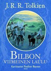 Bilbon viimeinen laulu   J.R.R Tolkien 20,60e