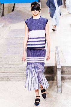 Kenzo Spring 2015 RTW - Paris Fashion Week