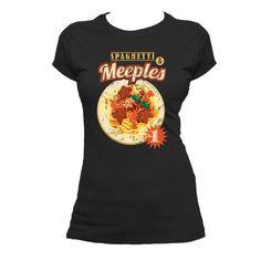 Spaghetti & Meeples