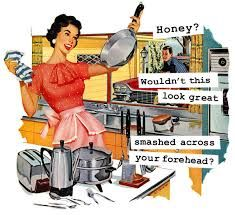 50's housewife humour - Google Search