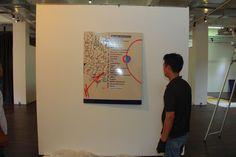 display karya kongo di dgallerie