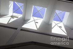 Rinker Hall Skylights