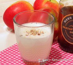 Manus Küchengeflüster: Schnee-Apfel