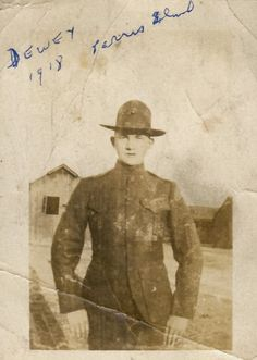 1918 US Marine