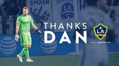 Dan Kennedy announces his retirement from professional soccer (LA) - Via Galaxy