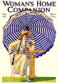Under the Umbrella--May 1918--Woman's Home Companion