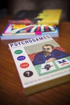 iota bristol : Psychogames
