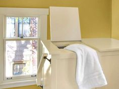 15 old house features we were wrong to abandon Laundry chutes, Dutch doors, sleep porches, boot scrapers, intercoms, dumbwaiter, root cellar, picture rail moulding,